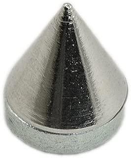 Steel Magnetic Monroe Labret Nose Ear Stud Ring 4mm Spike