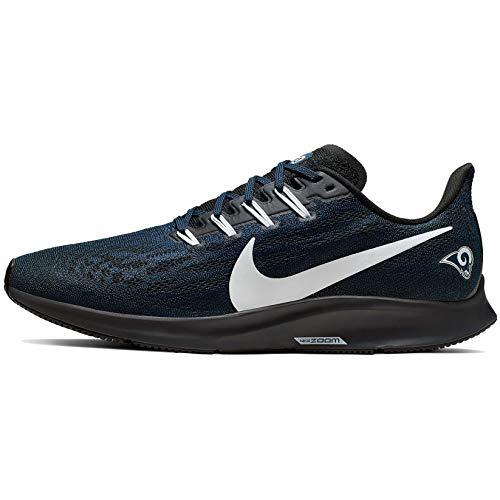 Nike Los Angeles RAMS Air Zoom Pegasus 36 - Zapatillas de Running para Hombre