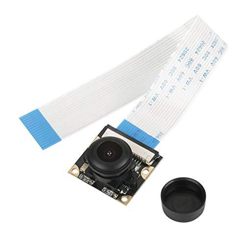 Kuuleyn Módulo de cámara, 5 Millones de píxeles, visión Nocturna, ángulo de visión de 130 °, Placa de módulo de cámara para Raspberry Pi B 3/2