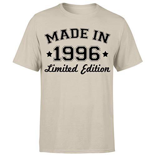 Camiseta para hombre de edición limitada hecha en 1996 para regalo de cumpleaños