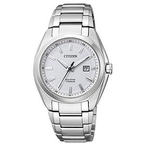 Citizen EW2210-53A – Reloj analógico de Cuarzo para Mujer, Correa