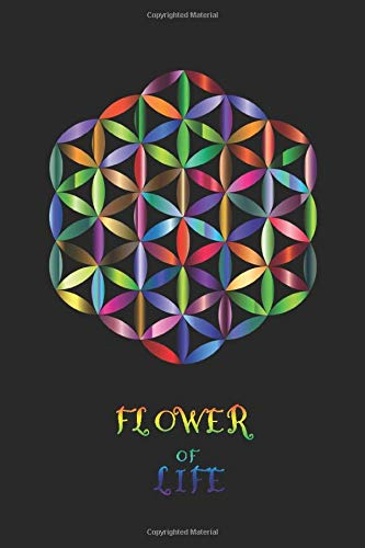 Flower Of Life: Isometric Paper Blank Notebook Journal  6x9' 120 Pages | This Book Is Inspired By Inspiration With Shapes And Geometry
