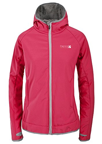 Softshell Jacket dames DEPROC Carleton Peak Lady