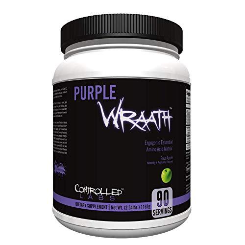 Controlled Labs Purple Wraath 90 Servings Apple, 1.07 kg