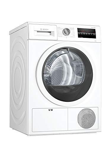 Bosch WTG86260ES - Secadora de Condensación, Serie 6, 8kg, Display Led, Programas Especiales, Blanco