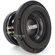 "SD-2 8 D4 - Sundown Audio 8"" 300W RMS Dual 4-Ohms Subwoofer"