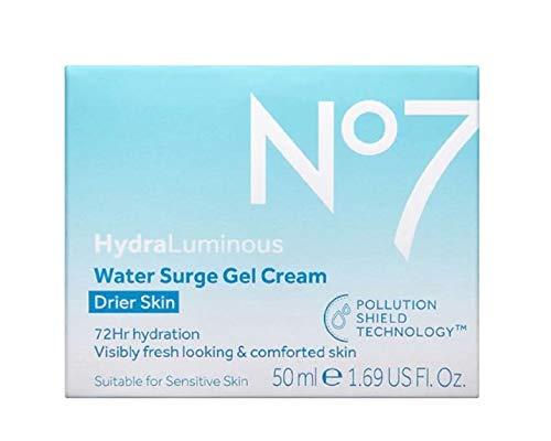 No7 HydraLuminous Water Surge Gel Cream