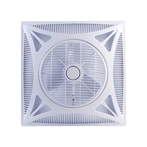Release Ventilador de Techo Integrado, Ventilador de Techo de Techo de Placa de Yeso Integrado, Ventilador de circulación silencioso de Aire Comercial