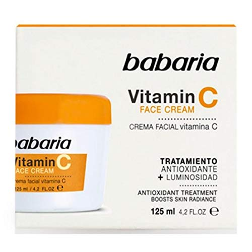 Barbaria Cr Babaria 125 ml Vitamina C
