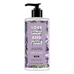 Love Beauty & Planet Body Lotion Argan Oil and Lavender