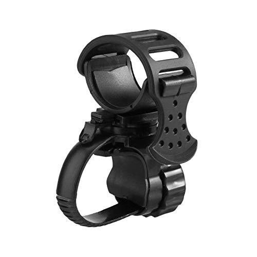 Gowind6 - Soporte de luz para bicicleta (360 grados)