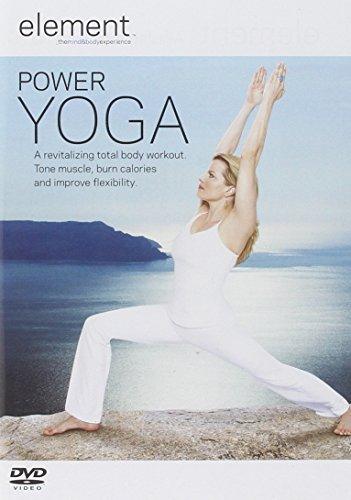 Element: Power Yoga [DVD] [Reino Unido]
