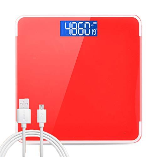 HiXB Escala de Peso Corporal Digital de Gran precisión bás