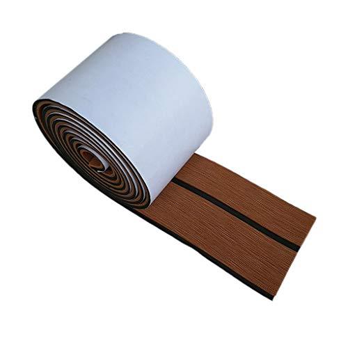 sharprepublic Self Adhesive Marine Boat Decking Sheet Flooring Traction Pad Wall Cushion Grip