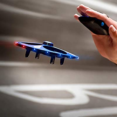 UFO Light Up Motion Controlled Drone by The Source Wholesale Ltd
