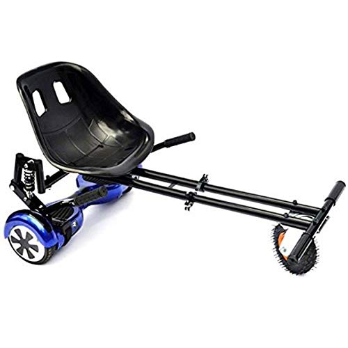 New Hoverkart with Shock Absorber & Pneumatic Tyre for Off-Road Hoverboard Accessories Hovercart for Go-Karting