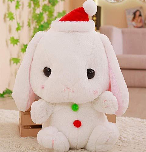 OOFAY Nuevas Decoraciones navideñas, Muñeca de Peluche, para la decoración navideña Familiar de Vacaciones,...