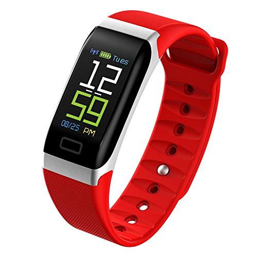 Prevently Pulsera de Fitness pulsómetro, R16 Bluetooth Smartwatch ...