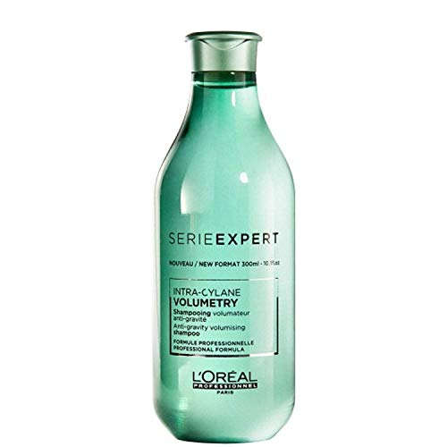 L'Oréal Professionnel Serie Expert Intra-Cylane Volumetry Shampoo, 1er Pack (1 x 300 ml)