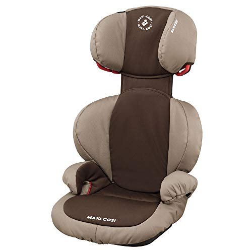 Maxi-Cosi Rodi SPS mitwachsender Kindersitz, Gruppe 2/3 Autositz (15-36 kg), nutzbar ab 3,5 bis 12 Jahre, Oak Brown (braun)