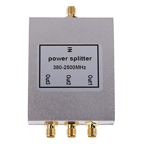 Lowest Prices! Davitu 3Way SMA Female Power Divider mobilephone booster splitter signal booster 3way...