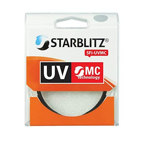 Starblitz SFINDV49 Filtre /à Densit/é Neutre Variable gradu/é ND2 /à ND400 pour Objectif 49 mm Noir