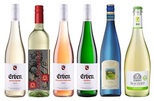 Langguth Erben Liebliches Rose und Weißwein Probierpaket (6 x 0.75 l)