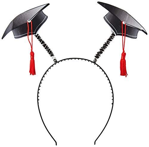 Père Noël sur bandeau Bull Dog In Graduation Hat