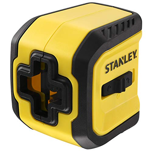 STANLEY STHT77611-0 Laser, Black,Yellow