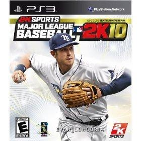 Major League Baseball 2K10 PS3 (US Import, englisch)