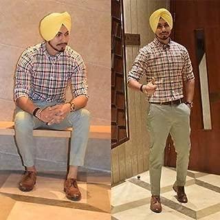 sikh turban length