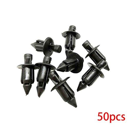 Plastic Klinknagel Bike Kuip Trim Paneel Bevestigingsclips voor Honda Yamaha Suzuki Kawasaki Car Styling