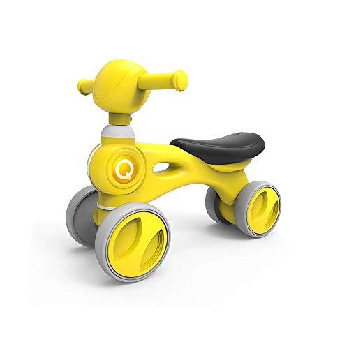 PUCHIKA Kinder Laufrad Lauflernrad für ab 3 Jahre Baby, Balance Fahrrad mit 2 Räder, Spielzeug Rutschrad für Jungen und Mädchen Grün