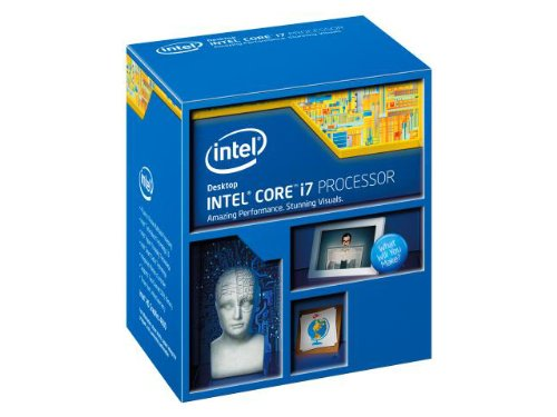 Intel Core i7-4770S 3.1GHz 8MB Smart Cache Box Prozessor - Prozessoren (Intel® Core™ i7 der vierten Generation, 3,1 GHz, LGA 1150 (Socket H3), PC, 22 nm, i7-4770S)