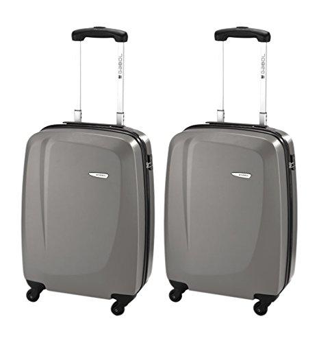 GABOL, Set de bagages Mixte Gris 55 cm