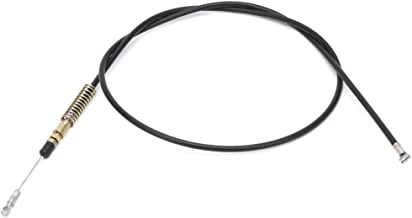 Ineedtech Lawn Mower Transmission Drive Cable Replaces Honda 54510-VB5-800/2963627, Fits Models# HR21 / HR214 / HR216 / HRA216 / HRC216