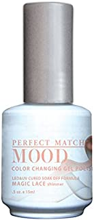 magic lace mood polish