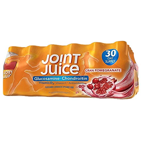Joint Juice Supplement - Glucosamine and Chondroitin - 30 pack. - 8 oz.. bottles