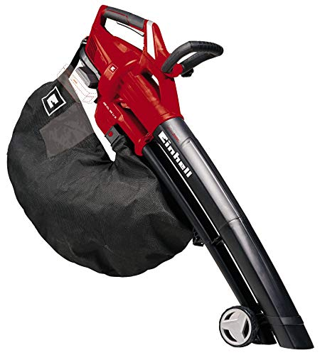 Einhell GE-CL 36 Li E-Solo Power X-Change Cordless Leaf Blower Vac - Supplied without Battery and...
