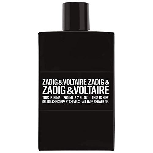 Zadig & Voltaire This is Him! homme/man, Duschgel, 200 ml