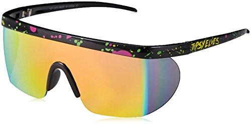 Performance Style Neon Hundo P. Reflective Sunglasses