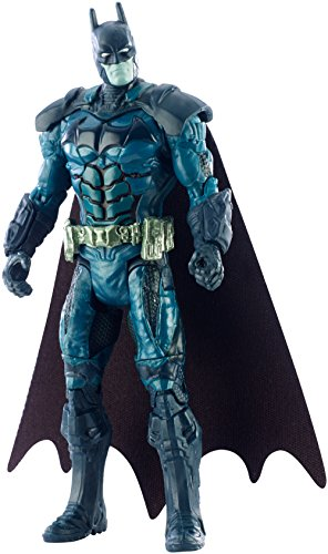 DC Comic Multiverse 4' Arkham Knight Detective Batman Action Figure