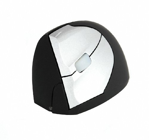 SUNEN Minicute Ergonomic Mouse Gaming Wireless 1600DPI Laser Mice Designed for Left Hand For PC Laptop