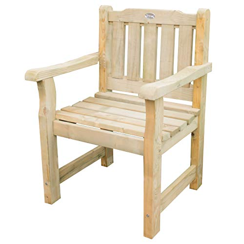 Forest Garden Forest Rosedene Chair, Pressure Treated, 3 x 2
