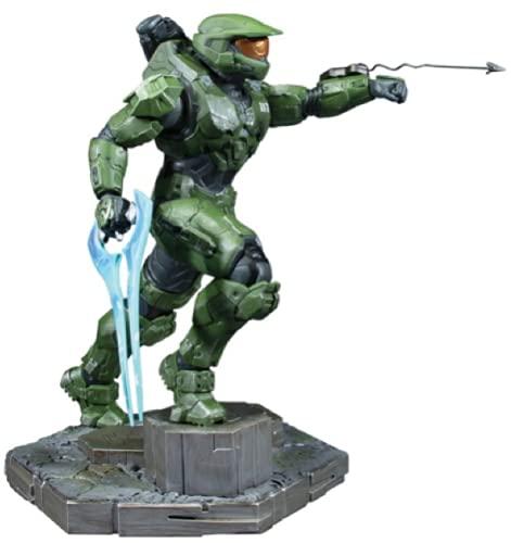 Dark Horse Halo Infinite: Maestro Jefe con Grappleshot Estatua