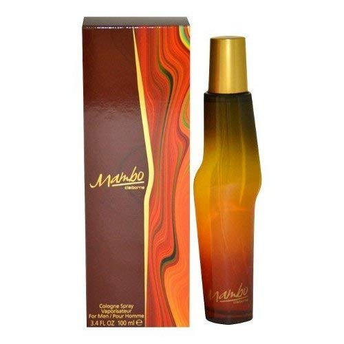 professional Liz Claiborne Mambo Men's Spray Cologne – 3.4 oz