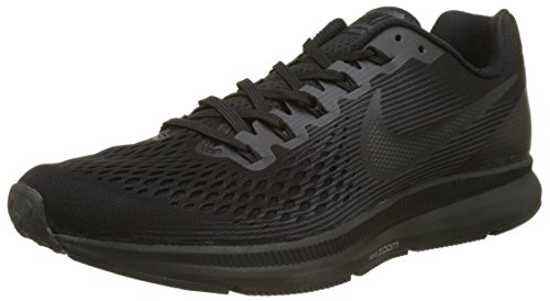 Nike Men's Air Zoom Pegasus 34 Running Shoe (Black/Dark Grey/Anthracite, 12 M US)