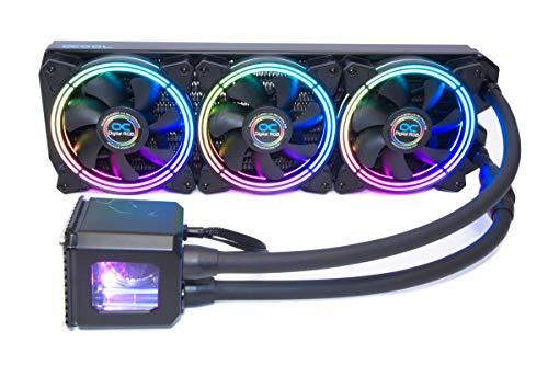 Noir, 30 mm, 2,31 kg, 12 cm Eaux et gaz r/éfrig/érants Alphacool Eisbaer 240 CPU Processeur Eau et gaz r/éfrig/érants