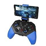 Mando Inalámbrico para Android, PowerLead Mobile Gamepad para Turbo Combo Mapeo de teclas Controlador de juegos móvil para iOS Android iPad Tablet - Juego directo