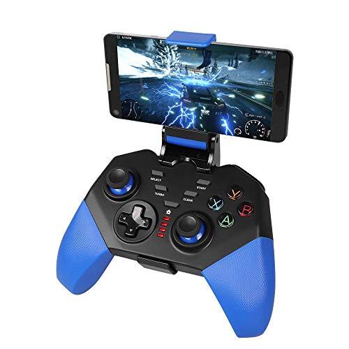 Contrôleur de jeu mobile pour iOS, PowerLead PG8721 sans fil Turbo combo clé de mappage contrôleur de jeu mobile pour IOS Android iPad Tablet PC - Direct Play